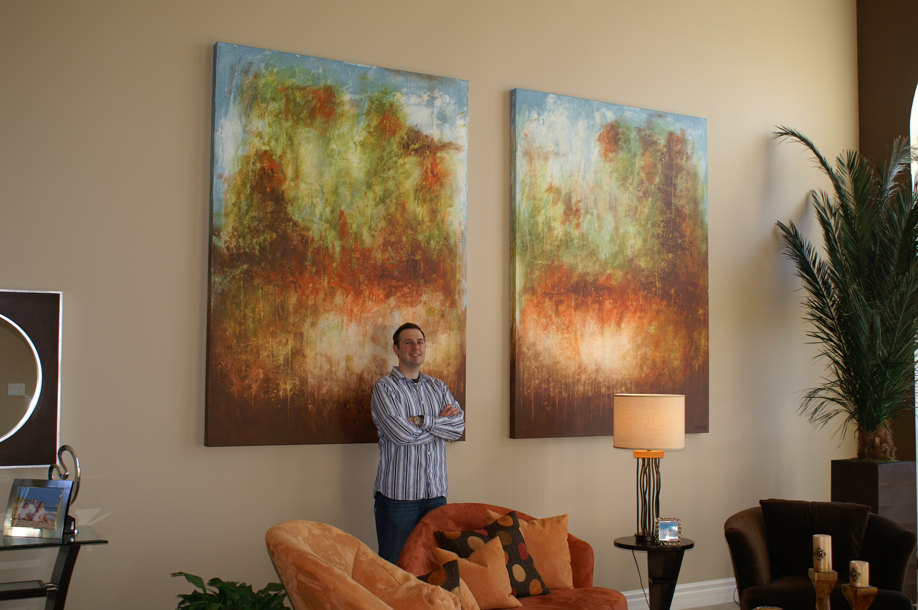 Commissioned Painting Archives Andy Hahn Art Modern