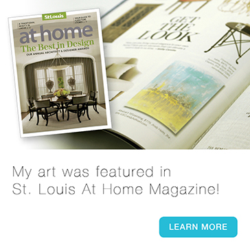 Andy Hahn Art featured in St. Louis Magazine