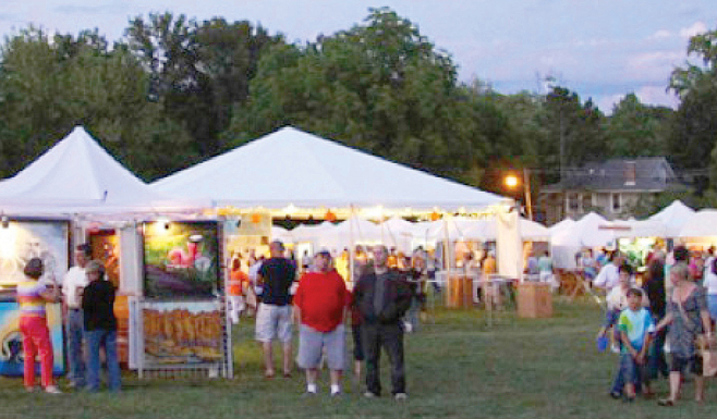 Art&Air Webster Groves Art Fair