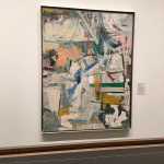 Hahn_New_York_trip_Willem_de_Kooning